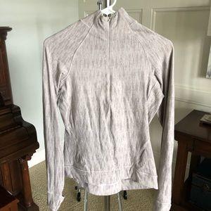 lulu Half zip sweatshirt